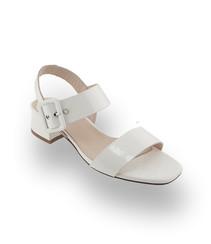 Kess Schuhe - Sandale in weiß
